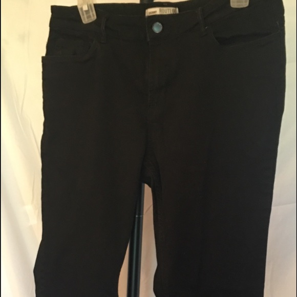 e49ed861d82ff Route 66 Jeans | Rt 66 Womens Sz 31 Black Skinny Like New | Poshmark